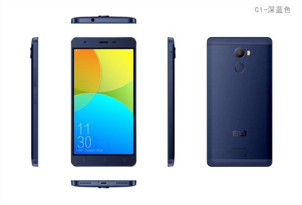 elephone-c1-bleu