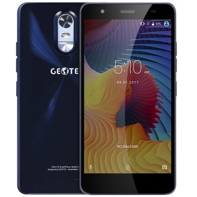 Geotel NoteGeotel Note 4G Phablet